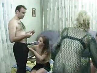 Chico peliculas porno vintage online tuvo suerte con su nueva compañera de cuarto Britney Amber