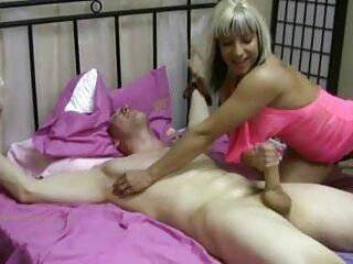 Morena mostró cómo usar un columpio peliculas de maduras en castellano sexual